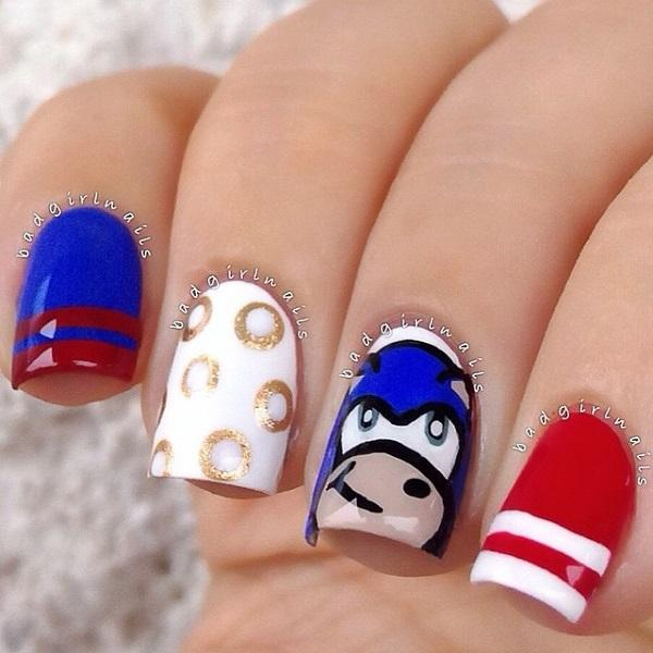 fourth of july nail-4
