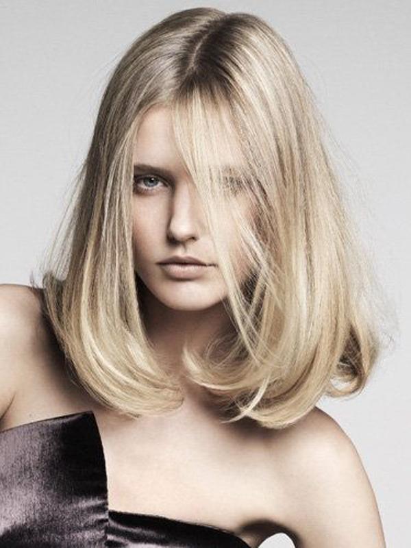 Cool 30 Stylish Medium Length Hairstyles Art And Design Short Hairstyles Gunalazisus