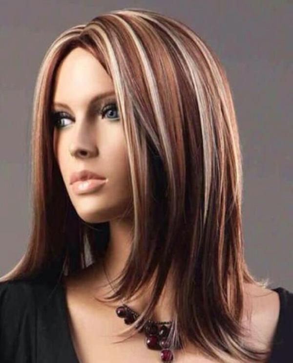 Amazing 30 Stylish Medium Length Hairstyles Art And Design Short Hairstyles Gunalazisus