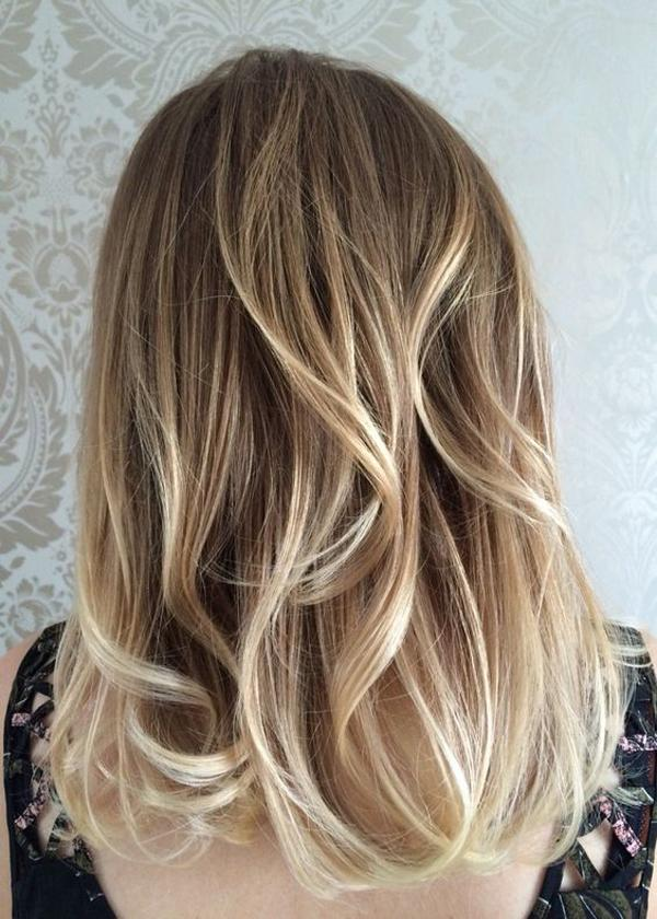 If you want to be a bit more subtle and casual, strands of waves and ...