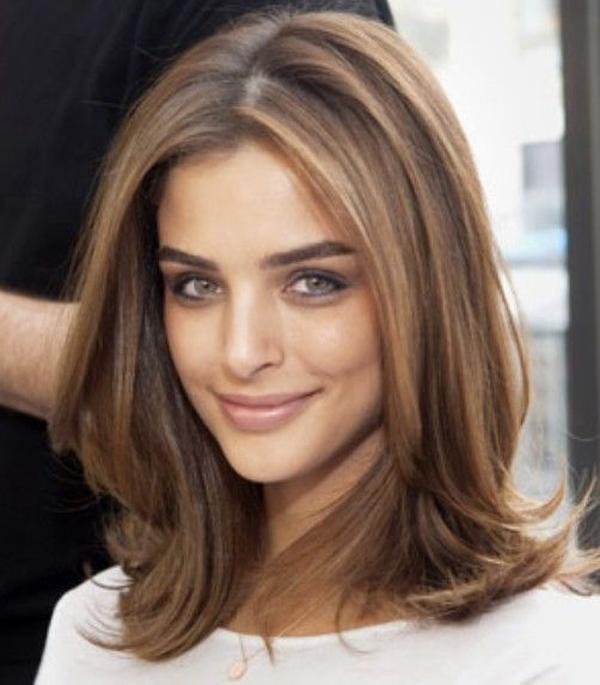 Superb 30 Stylish Medium Length Hairstyles Art And Design Hairstyles For Men Maxibearus