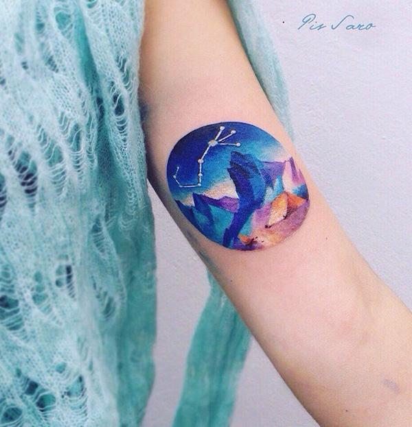 mountain tattoo-1