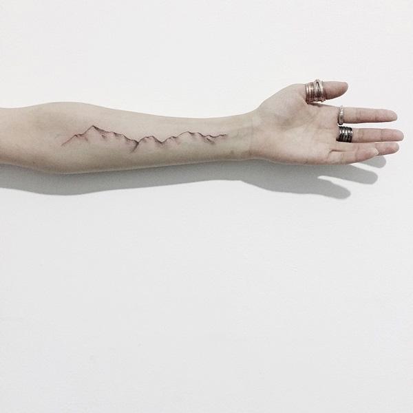 mountain tattoo-10
