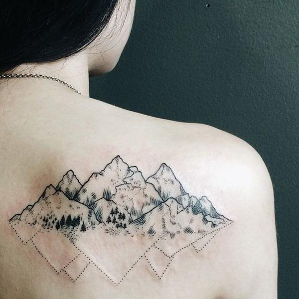 mountain tattoo-11