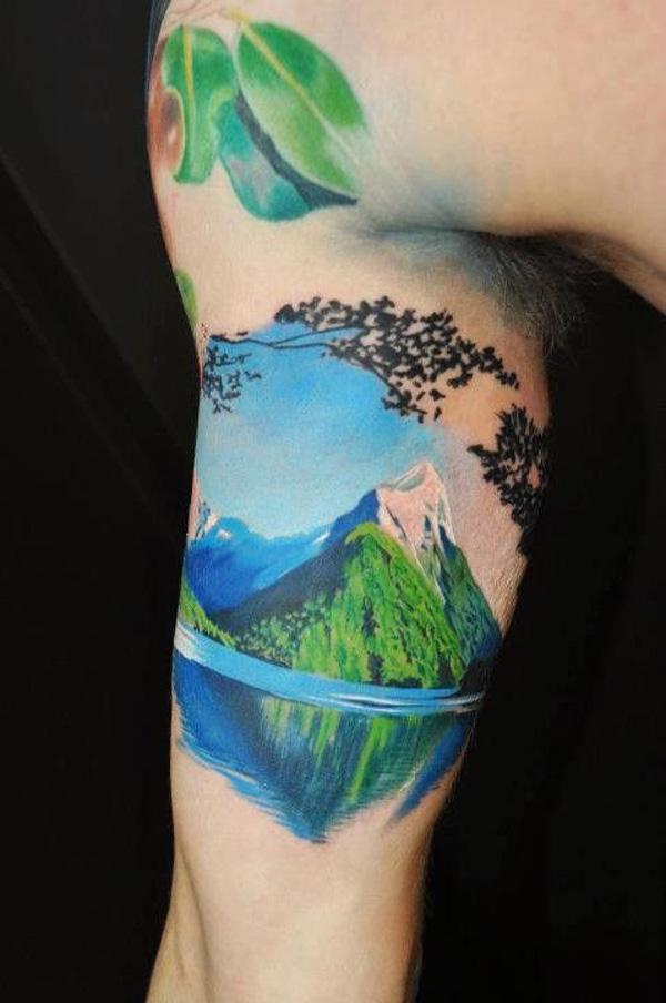 mountain tattoo-22