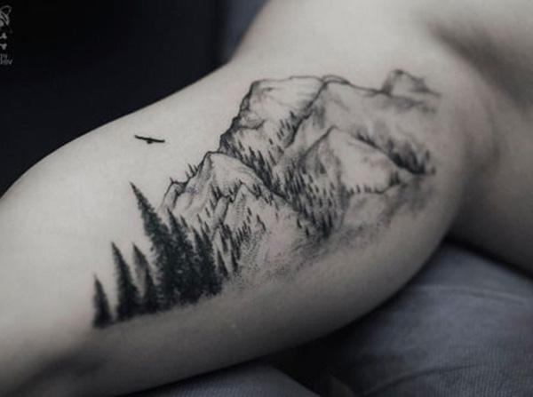 mountain tattoo-23