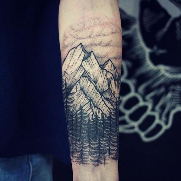 mountain tattoo-24