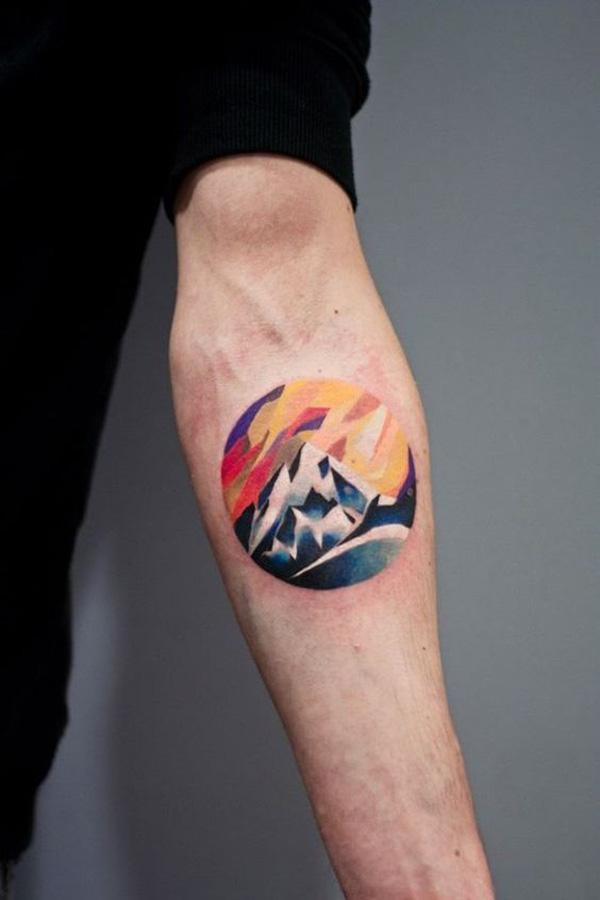 mountain tattoo-27
