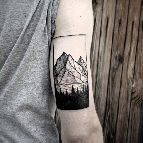 mountain tattoo-37