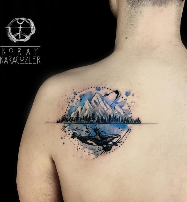 mountain tattoo-6