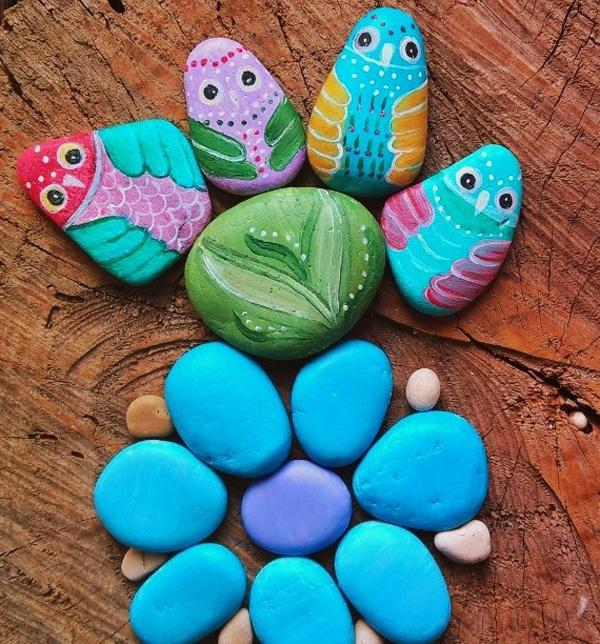 DIY Painted Rocks-20