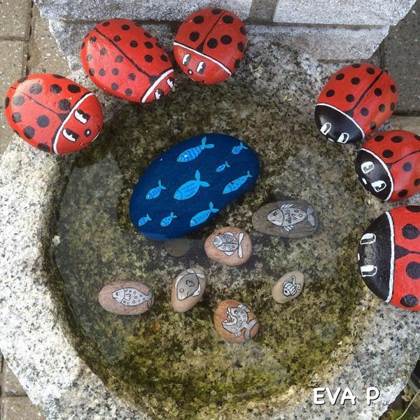 DIY Painted Rocks-34