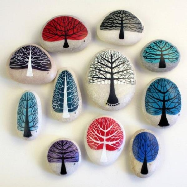 DIY Painted Rocks-36