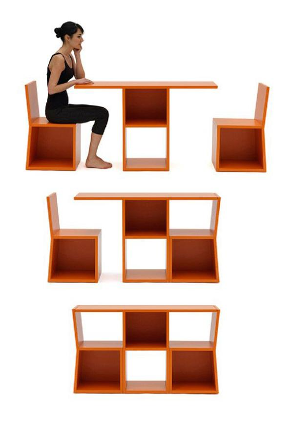 25 folding furniture designs for saving space art and design Space saving furniture