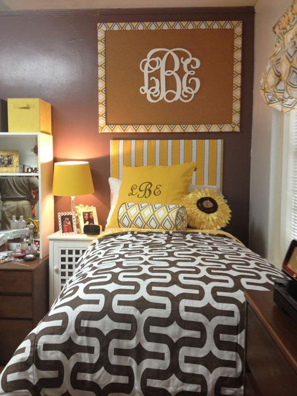 Decorating Ideas > 45 Creative Dorm Room Ideas  Art And Design ~ 131045_Earthy Dorm Room Ideas