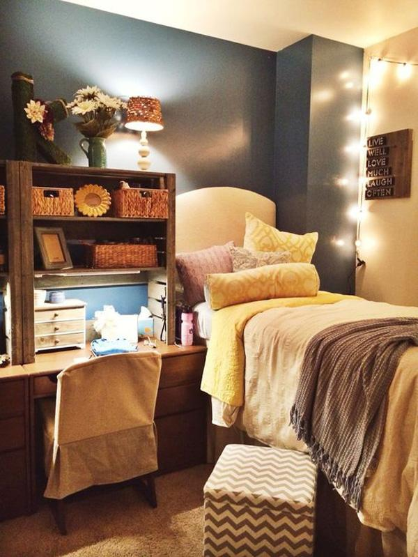 45 Creative Dorm Room Ideas