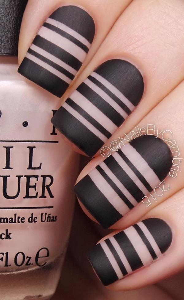 50 Matte Nail Polish Ideas | Art and Design