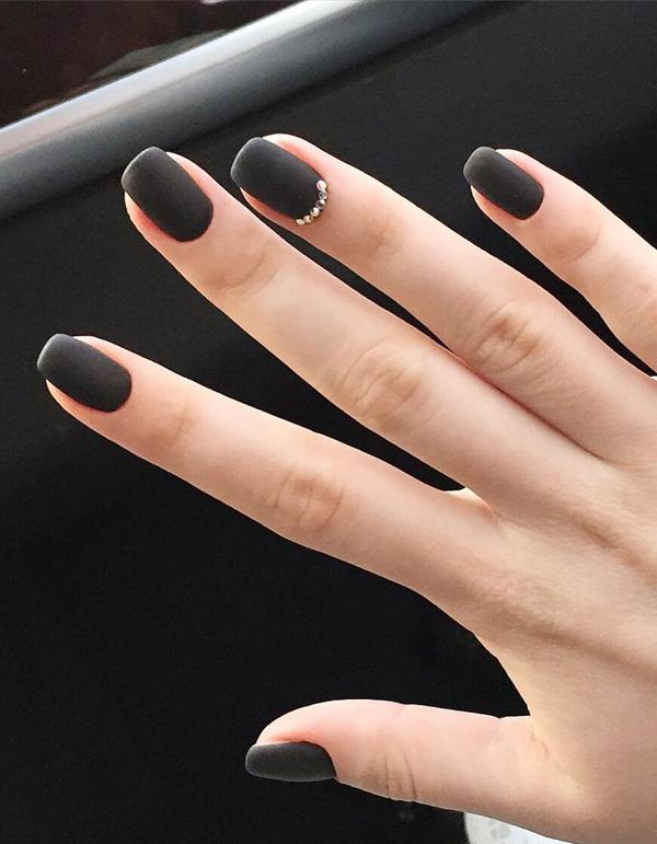 Matte Black Is Already A Look That S Great For Any Event Putting Diamonds Just Makes