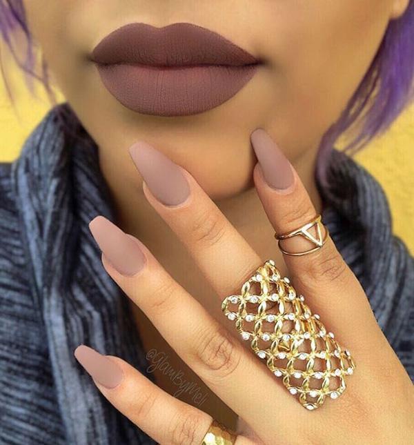 matte nail polish-7