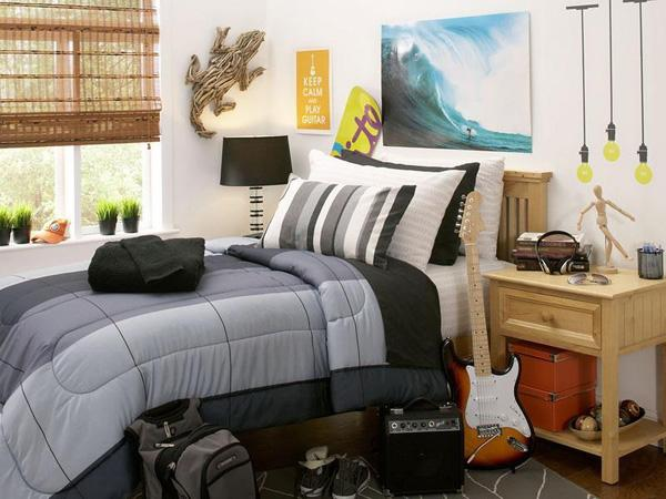 modern awesome dorm room ideas