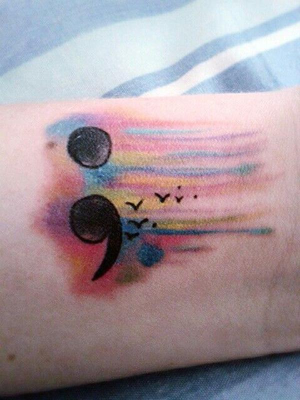 semicolon tattoo-28