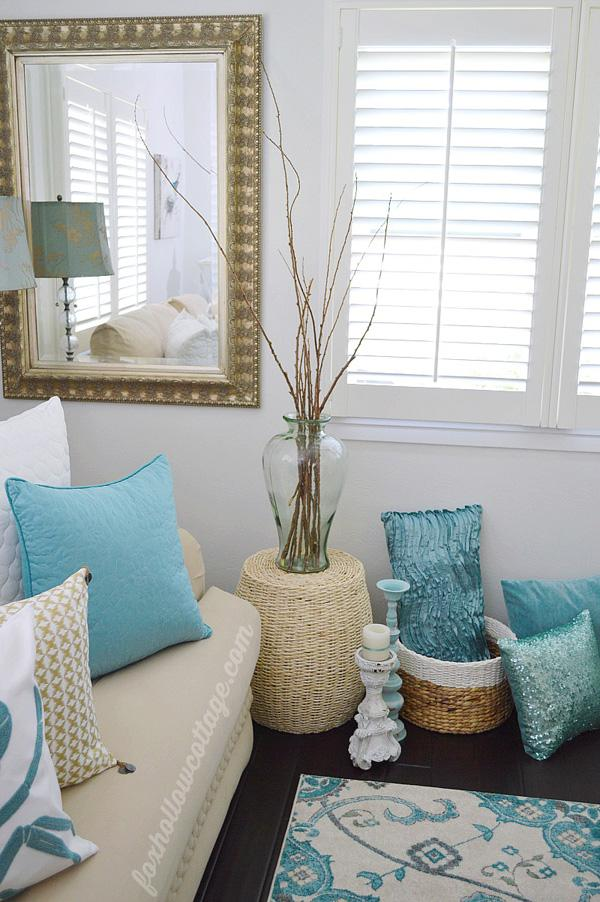 Coastal Cottage Home Decorating