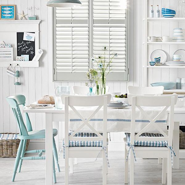 Coastal Dining Room Ideal