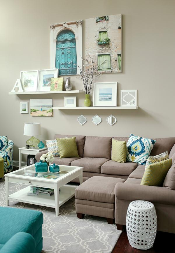 Coastal style living room design-15