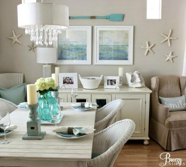 Coastal style living room design-3