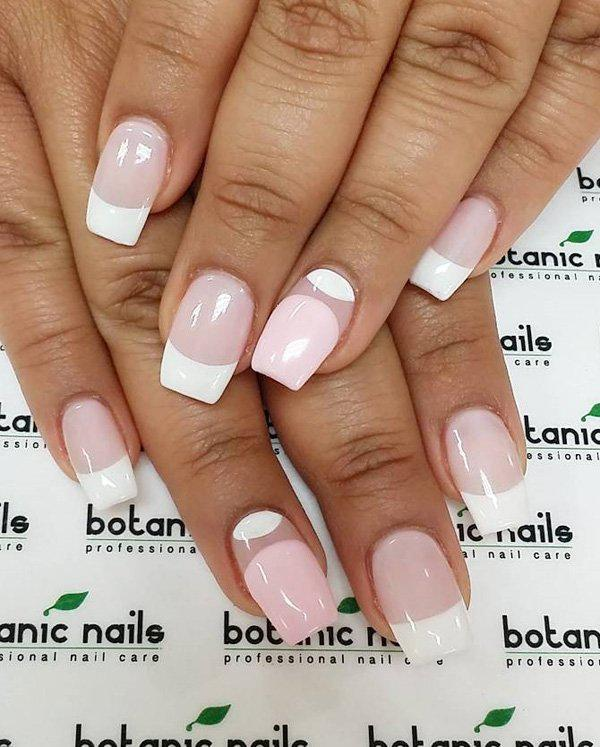 french nail quotes