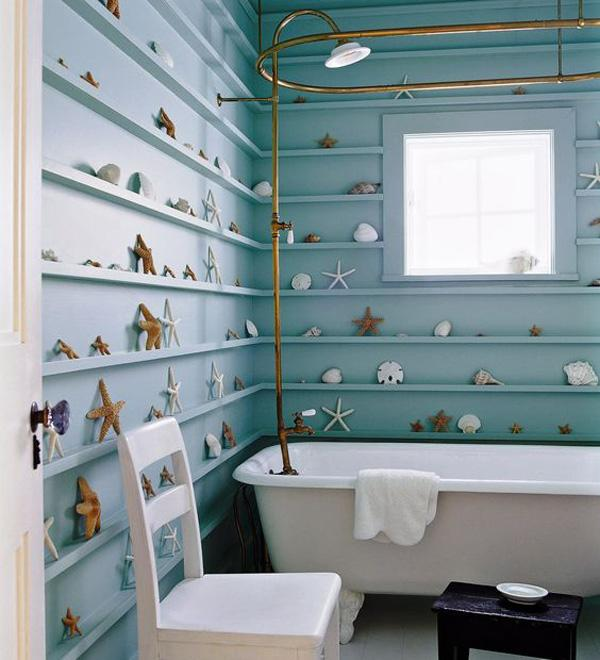 beach bathroom idea