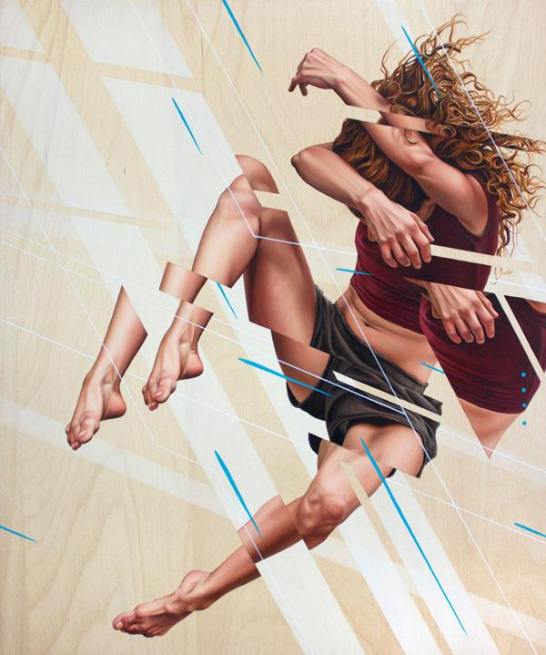 Never See It Coming by James Bullough