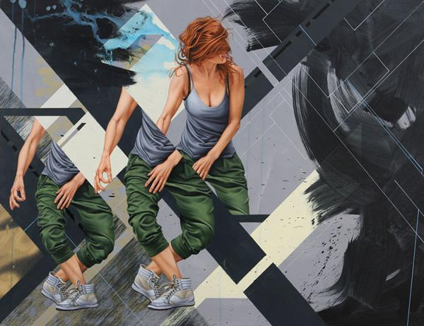 QueenB by James Bullough