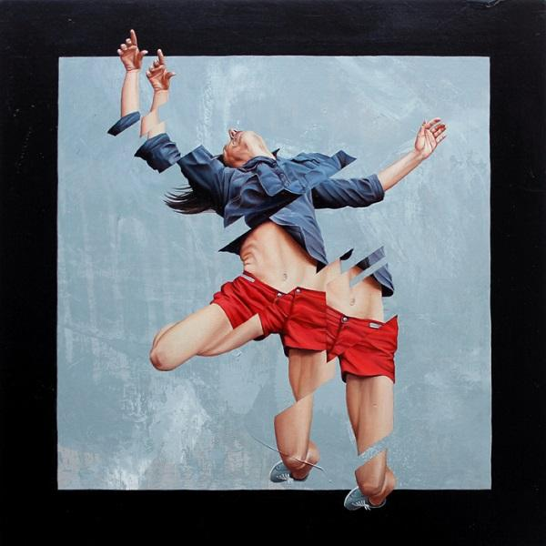 The Falling by James Bullough