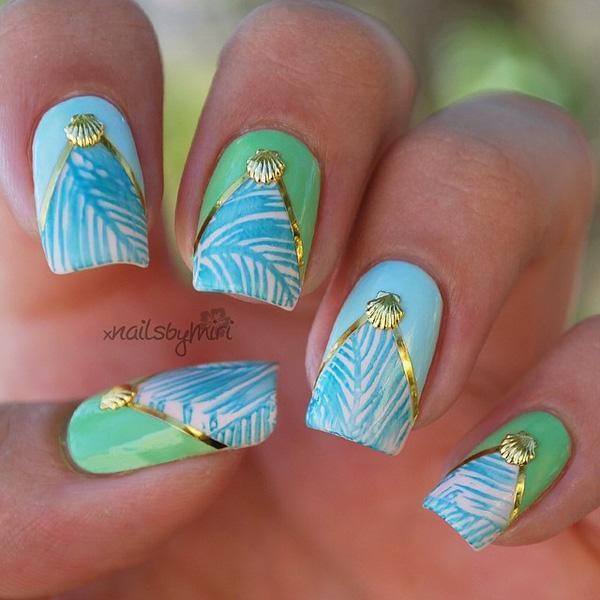 sea nail art-15