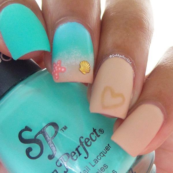 sea nail art-16