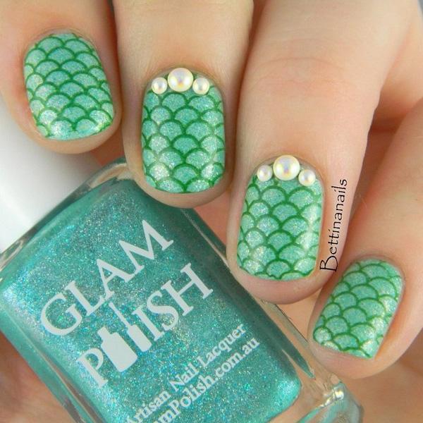 sea nail art-17