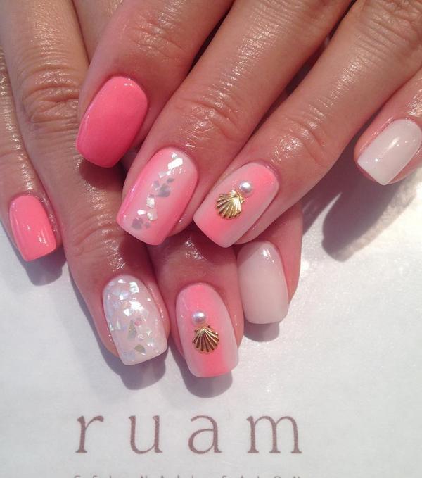 sea nail art-23