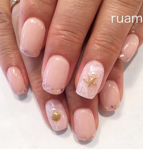 sea nail art-24