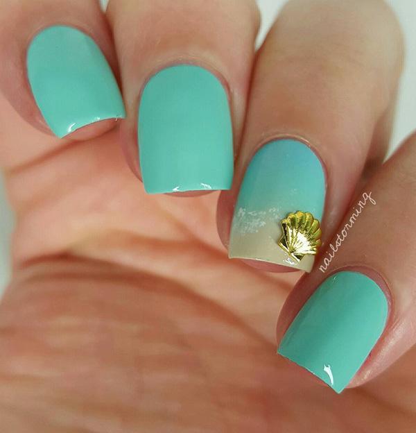 sea nail art-26