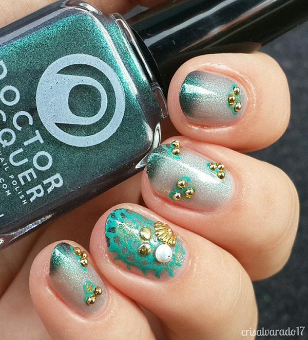 sea nail art-36