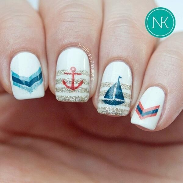 sea nail art-38