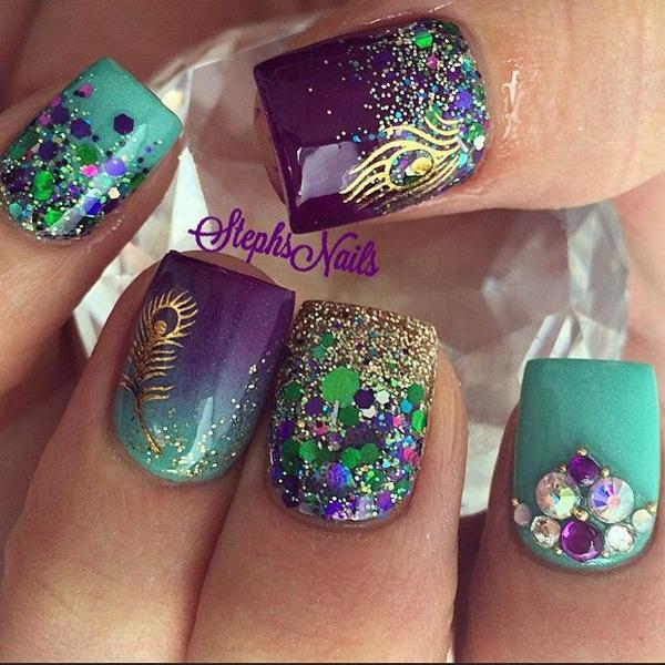sea nail art-41