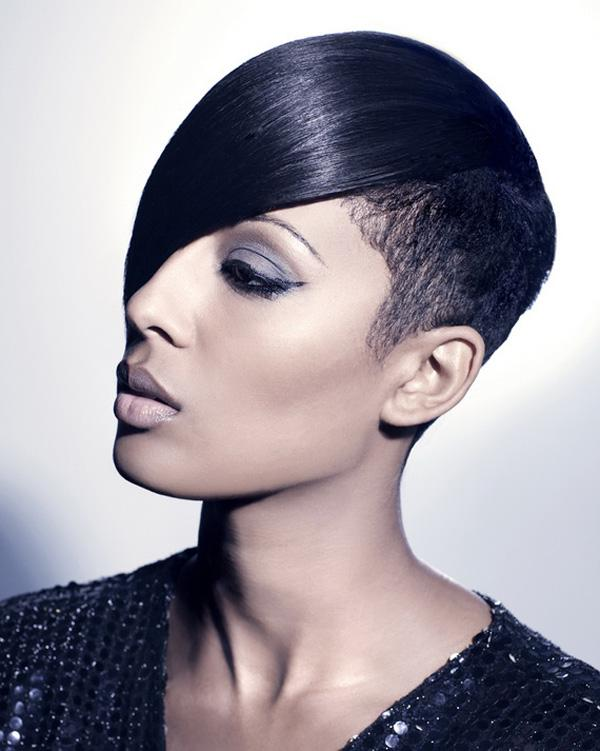 Awesome 30 Ideas Of Short Black Hairstyles Art And Design Short Hairstyles For Black Women Fulllsitofus