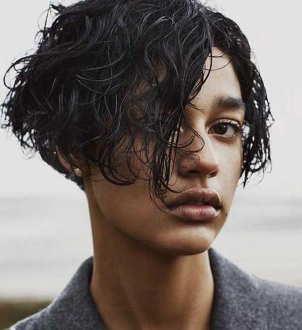 Miraculous 30 Ideas Of Short Black Hairstyles Art And Design Short Hairstyles Gunalazisus