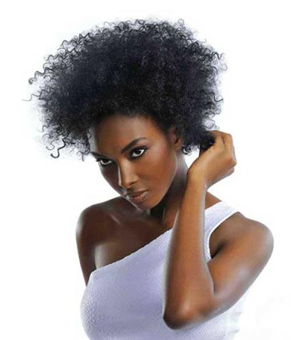 Short Hairstyle For Black Women-2