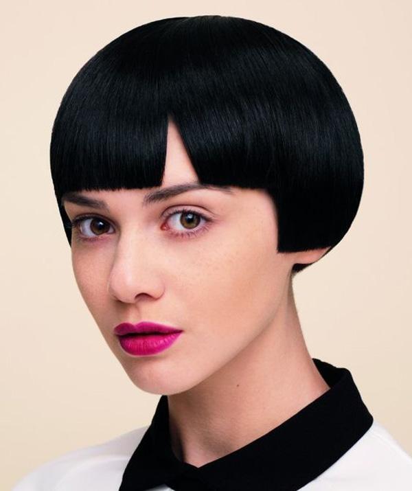 short black hairstyle-7