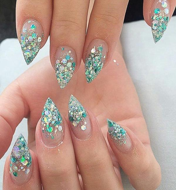 The Queen Beach In Summer And Winter Excellent Idea For Nails