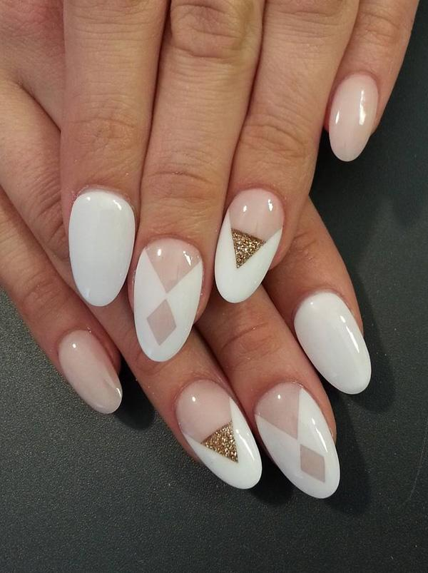 50+ Almond Nail Designs | Art and Design