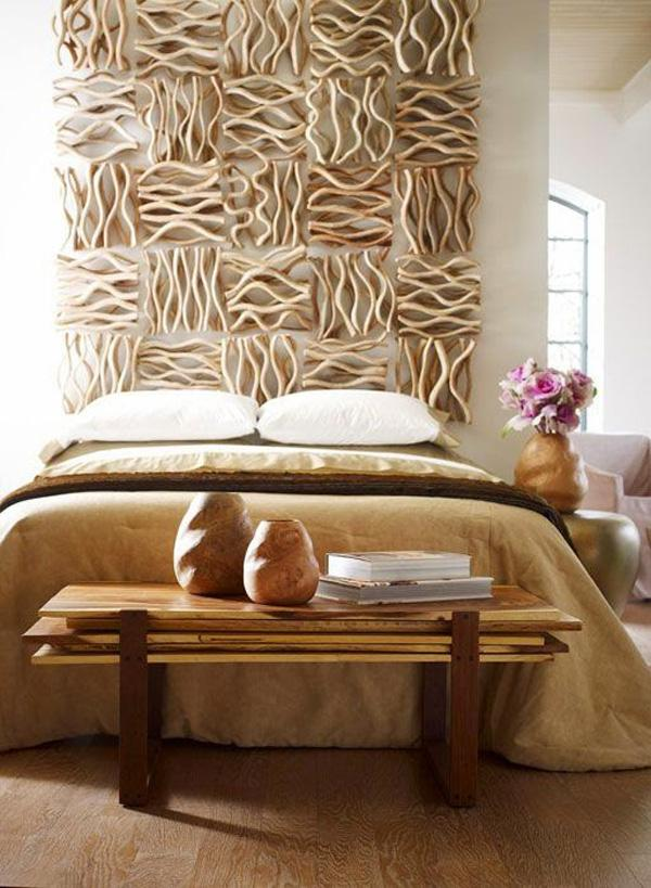 diy-branches-headboard